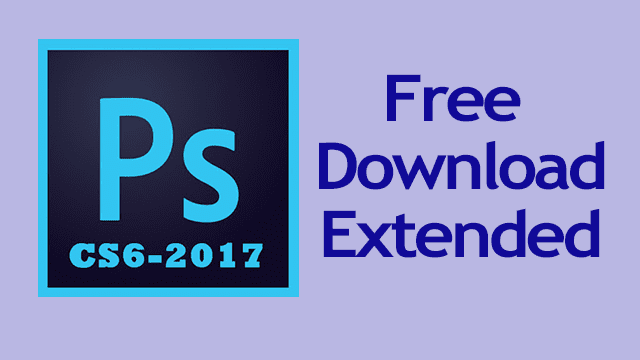 photoshop cs6 Extended free download