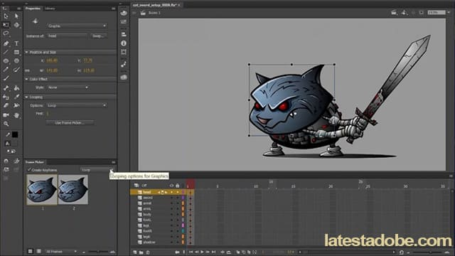 Adobe Animate CC 2018 download free for windows