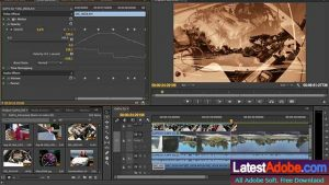 Downlod Adobe Premiere Pro CC 2019 Free Download 13.0.3.8