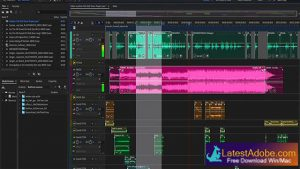 Adobe Audition CC 2019 v12.1.2.3 Free Download