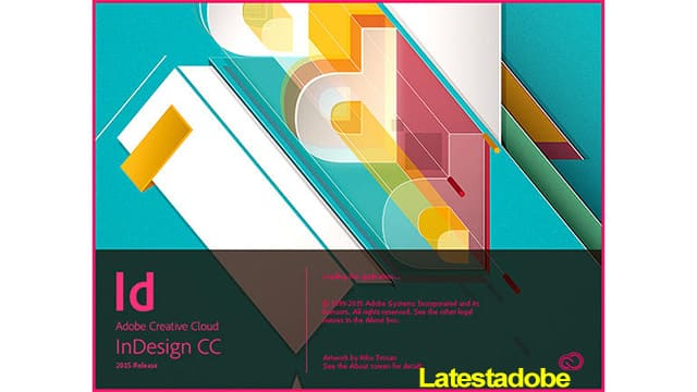 Adobe Indesign CC 2015 free download
