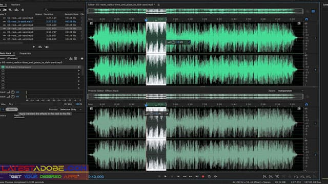 Adobe Audition CC free download for windows