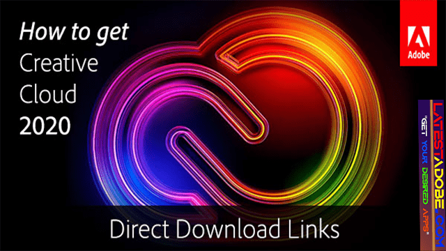 adobe cc 2020 direct download links