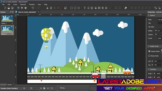 adobe animate free trial