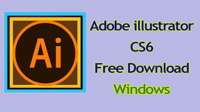 Adobe-illustrator CS6-Free-Download
