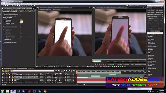 Adobe After Effects CC 2017 Direct Download