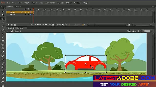 Adobe Animate CC 2020 Download