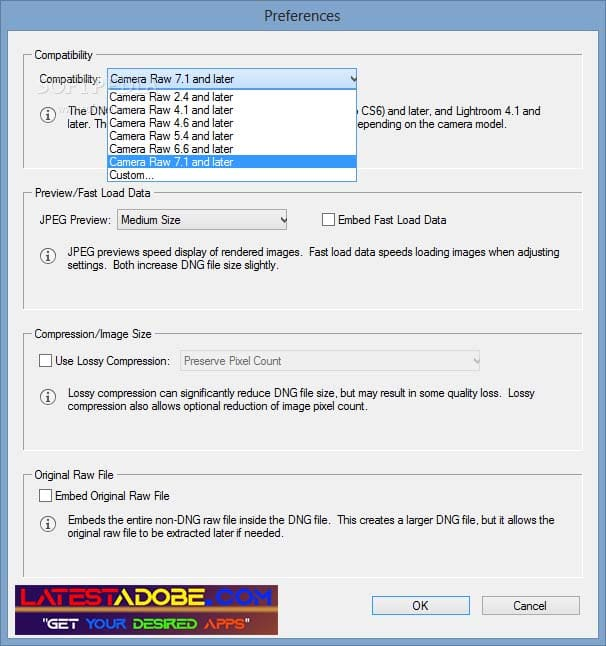 adobe dng converter free download 2020