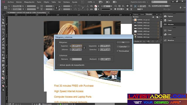 adobe indesign free download 2020