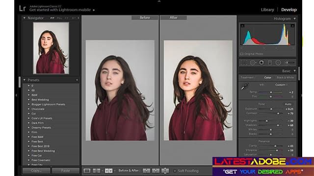 Adobe Photoshop Lightroom 2020 download