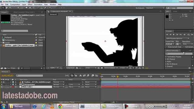 adobe after effects free download