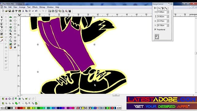 Overview of FlexiSign Pro 10.5 Free Download